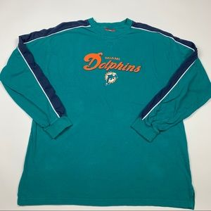 Vintage NFL Miami Dolphins Sweatshirt